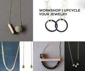 Upcycle je oude sieraden